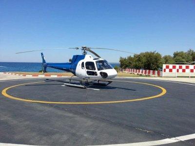 Volo panoramico in elicottero(30min), Leuca