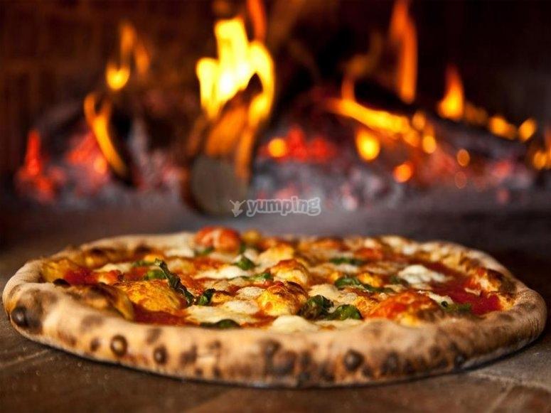 pizza ne forno
