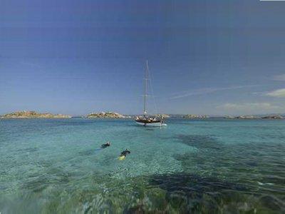 Scuba Point Palau Escursione in barca