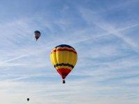 hot-air balloon festival