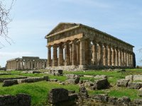 Veduta di Paestum