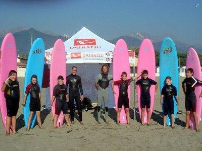Tre Quarti Surf School Forte Dei Marmi