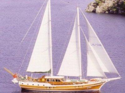 Vacanze in caicco nel Mediterraneo ottobre