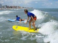 Surf a Milano Marittima