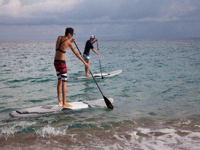 Noleggio paddle surf 1 ora Olbia