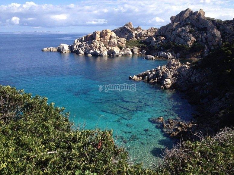 The inimitable water of Sardinia