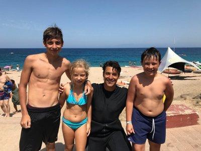 Corso Open Water Diving SSI junior  Oblia