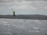 Corso avanzato kitesurf 3 ore Aglientu