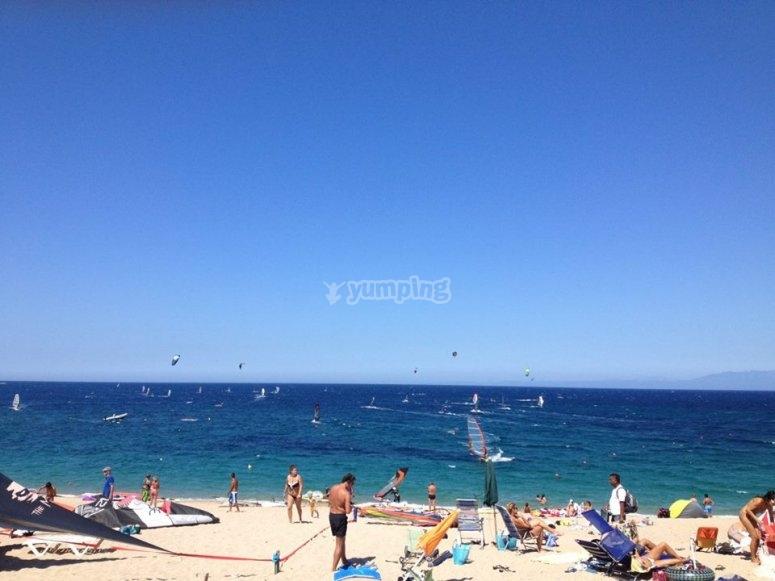 Perfetto per il windsurf