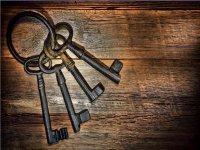 Un mazzo di chiavi