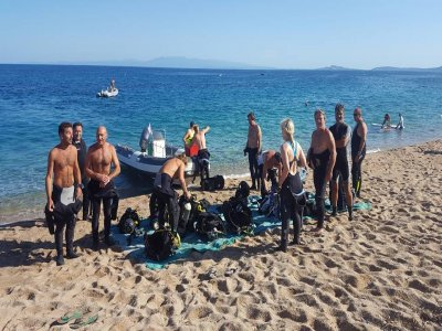 Corso diving Open Water Diving SSI 10 h Aglientu