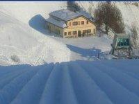 Il manto di neve