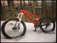 Montalbano in bici anche in inverno