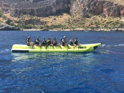 Bananone 15 minuti a Badolato Marina