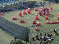 Un Campo Da Speedball