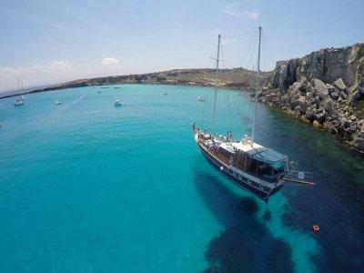 Gulet excursion Egadi Islands low season