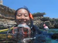 Una giornata di immersioni subacquee a Monopoli