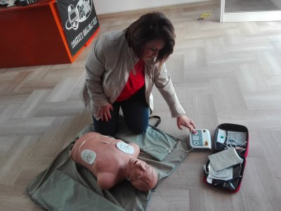 Course BLS-D and PBLS-D in Bari