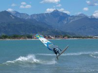 Kas Kau School windsurf