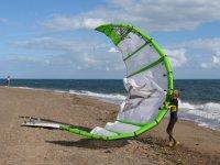kitesurf anche per i piccoli