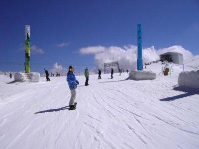 Zenta Snowboard Camp