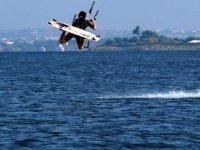 Kitesurf a Follonica
