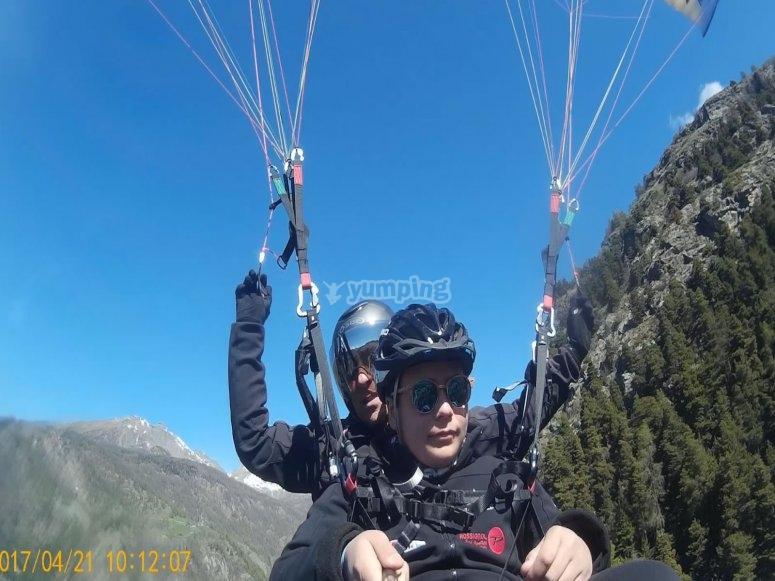 Tra i celi della Valle d'Aosta