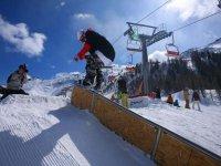 Enjoy the Snowboard