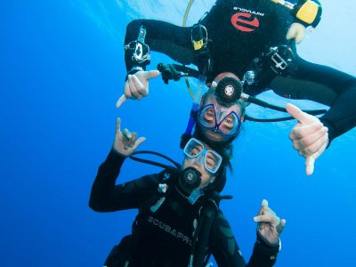 Peppo's diving school