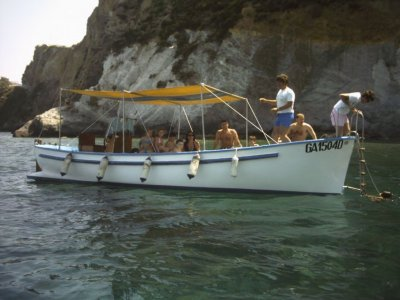 Cocó Noleggio Barche Escursione in Barca