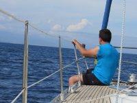 A bordo