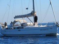 Barca a vela in Costa Azzurra
