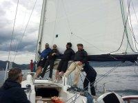 Escursione in barca a vela