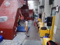 500 metri quadrati di arrampicata
