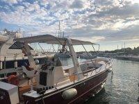 90 minute boat trip on the Adriatic Sea