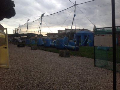 Paintball 2h Week End  in San Sebastiano al V.