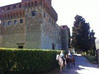 Il castello di Trebbio
