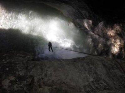 CAI Pinerolo Canyoning