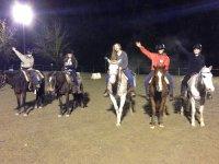 Corsi equitazione notturni