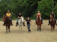 Corsi di equitazione per tutti