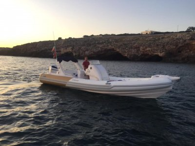 3 hour private boat tour on the Adriatic