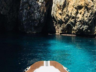 Private 90-minute Ionian Sea boat trip
