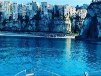Noleggio in barca Tropea