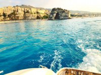 Il mare cristallino della Calabria