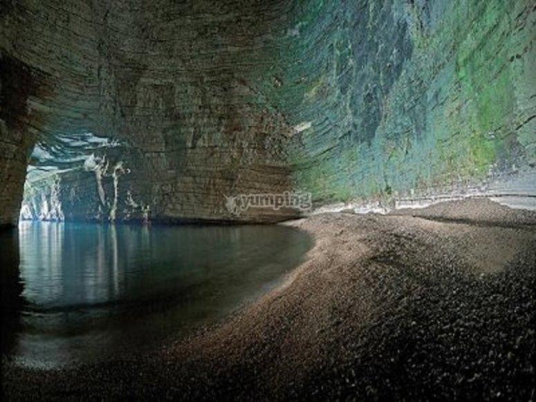 Le grotte del gargano