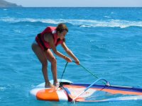 Corsi windsurf a Sant Antioco