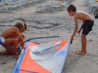 Teoria in spiaggia