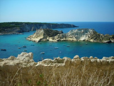 Day by boat to the Tremiti Islands with lunch