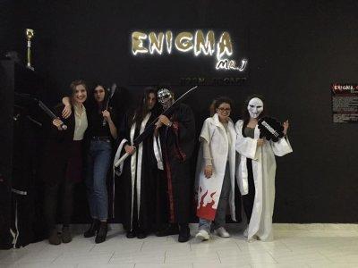 Enigma Room Escape Pescara