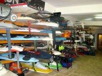 Le tavole di windsurf